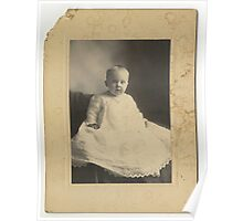 Eleanor Edith King, Sept. 11, 1903 age 6mos. 19 das., Chicago, IL.  Poster