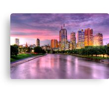 Majestic Melbourne Canvas Print