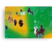 every kind of people Canvas Print