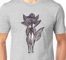 Rich Racoon Unisex T-Shirt