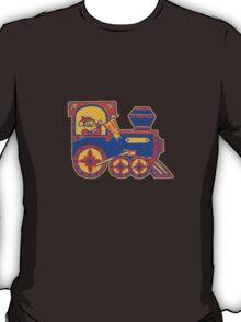 Santa Train T-Shirt