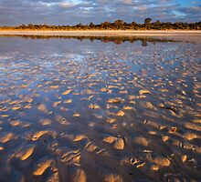Pt Turton Puddles by joel Durbridge