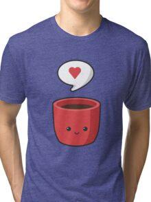 Cute Mug Tri-blend T-Shirt