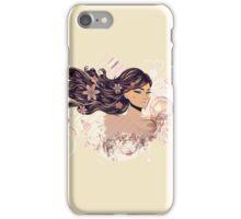 Music Girl 2 iPhone Case/Skin