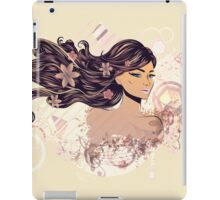 Music Girl 2 iPad Case/Skin