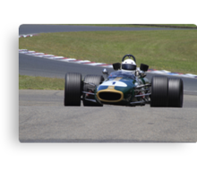 Brabham BT 24 Canvas Print