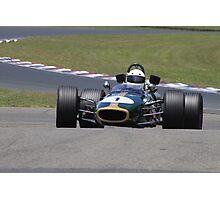 Brabham BT 24 Photographic Print