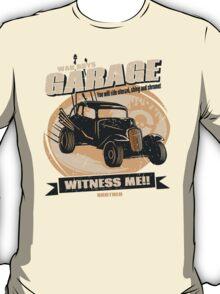 Warboys Garage! T-Shirt