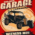 Warboys Garage! by piercek26