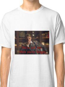 Hannibal - clever slogan  Classic T-Shirt