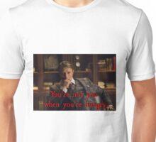 Hannibal - clever slogan  Unisex T-Shirt
