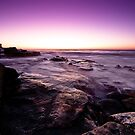 Seascape by Dave Reid