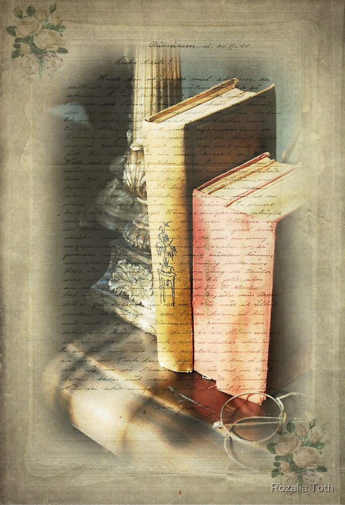 Once Upon A Time... by Rozalia Toth