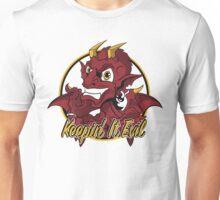 Keepin it evil Unisex T-Shirt