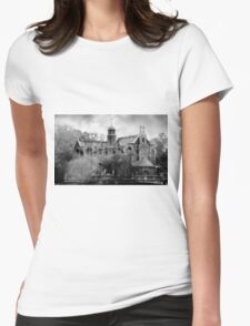 Haunted Mansion Part 2 Womens Fitted T-Shirt