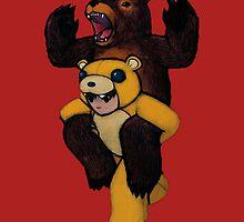 FOB Bear by CazzaBrank1996