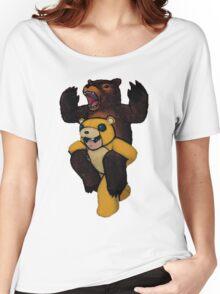 FOB Bear Women's Relaxed Fit T-Shirt