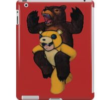 FOB Bear iPad Case/Skin