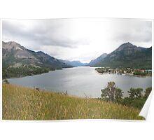 Waterton Lake  Poster