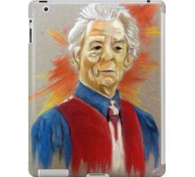 Sir Ian iPad Case/Skin