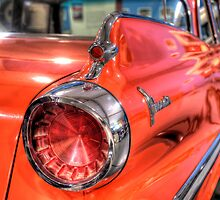 Shiny Red Car - Birdwood Motor Museum by papertopixels