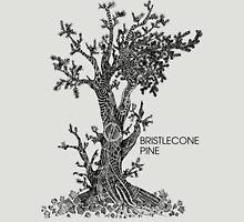Bristlecone Pine Sketch Unisex T-Shirt