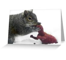 Oh, How I Miss Thee! Greeting Card