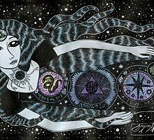 Strange Star Girl by Bethy Williams