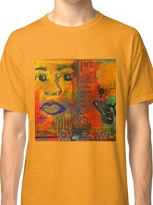 Paint Your Dreams, Ms Angela Classic T-Shirt