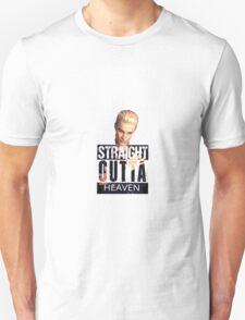 Spike- Straight Outta Heaven Unisex T-Shirt