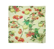 Vintage Style Floral Design Scarf