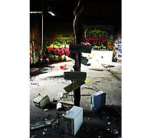 workplace revolt Photographic Print