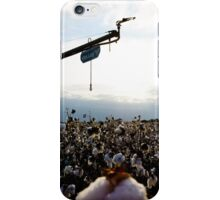 Cotton and Clouds iPhone Case/Skin