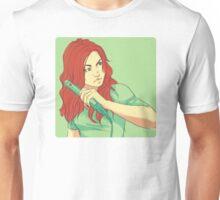 FLAT IRON Unisex T-Shirt