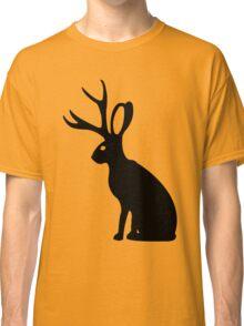Jackalope geek funny nerd Classic T-Shirt