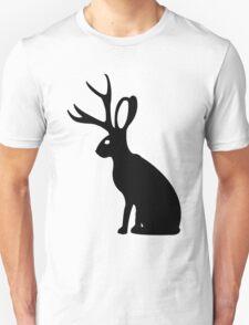 Jackalope geek funny nerd T-Shirt