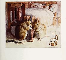 The Tale of Two Bad Mice Beatrix Potter 1904 0085 Tom Thumb Pays for What He Stole by wetdryvac