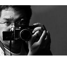 self portrait #2 Photographic Print