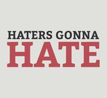 HATERS GONNA HATE by 1995