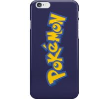 pokemon anime manga shirt iPhone Case/Skin