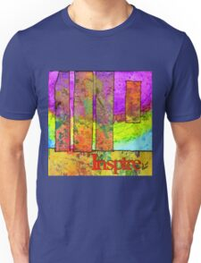 Three Plus One Equals More Than Four! Unisex T-Shirt
