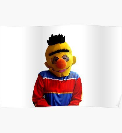 Bert Poster