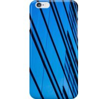 Blue Building in the heart of Berlin iPhone Case/Skin