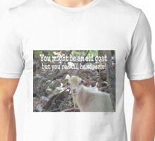Old Goat Card Unisex T-Shirt