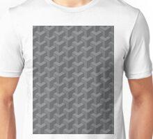 Stacked Squares Unisex T-Shirt