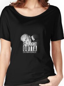 Spike- Straight Outta Sunnydale Women's Relaxed Fit T-Shirt