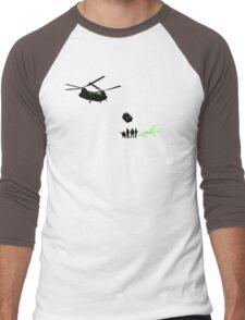 Careless package. Men's Baseball ¾ T-Shirt