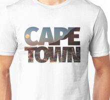 CAPE TOWN CITY – Typo Unisex T-Shirt