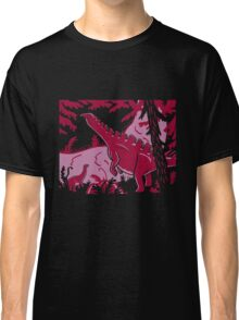 Long Necks - Lavender and Pink Classic T-Shirt