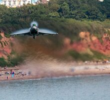Eurofighter Typhoon - Fast and Low by © Steve H Clark Photography